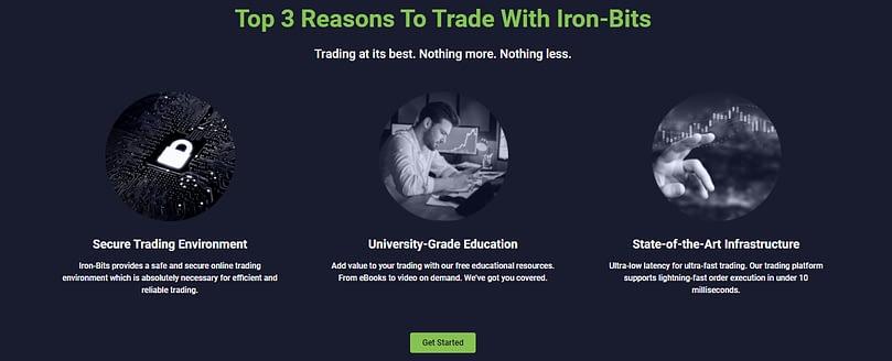 Iron-Bits Reviews - Customer Service - click42