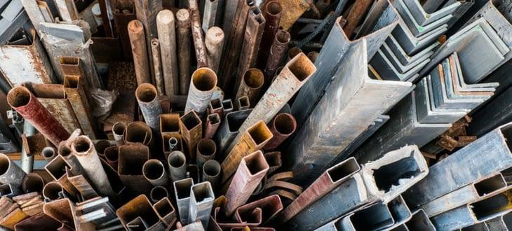 Types of Scrap Metal-thatviralfeedcdn