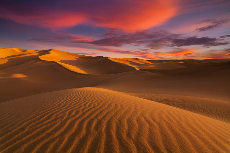 The Sahara Desert, Africa-thatviralfeedcdn