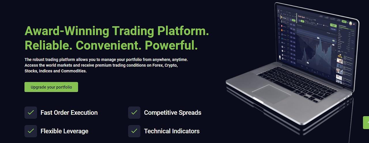 Iron-Bits Reviews - Convenient Trading Platform - click42