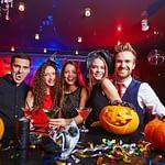 Celebrate Halloween with Scary Night Print Face Mask-thatviralfeedcdn
