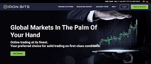 Iron-Bits Reviews - Why Is This Broker Trustworthy - click42