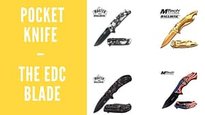 Pocket Knife – The EDC Blade