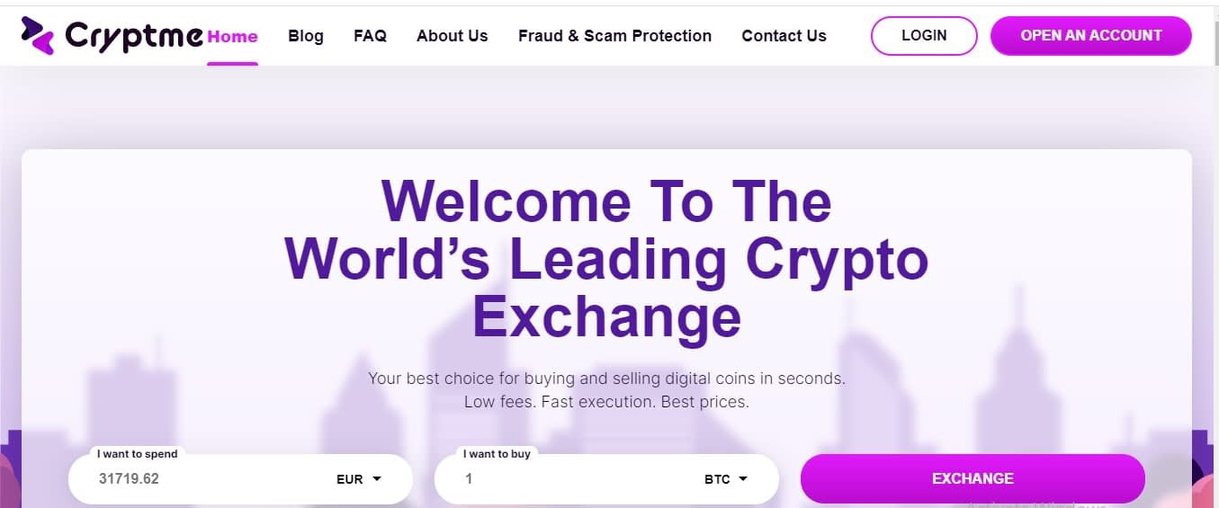 Cryptme Review 2021 - What is so appealing about the broker (www.cryptme.io)