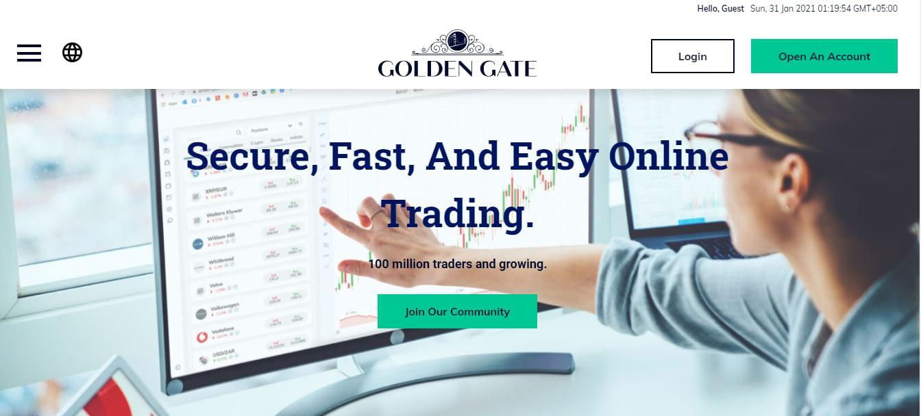 Golden-Gate Reviews 2021–Is Golden-Gate a safe trading platform (www.golden-gate.co.uk) - Golden-Gate Reviews - thatviralfeedcdn