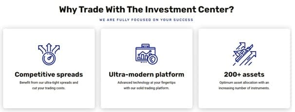 EDUCATIONAL EXPERIENCE - The Investment Centre Discusses