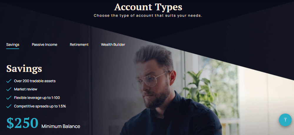 Account Types - RosewoodTrust Review 2021