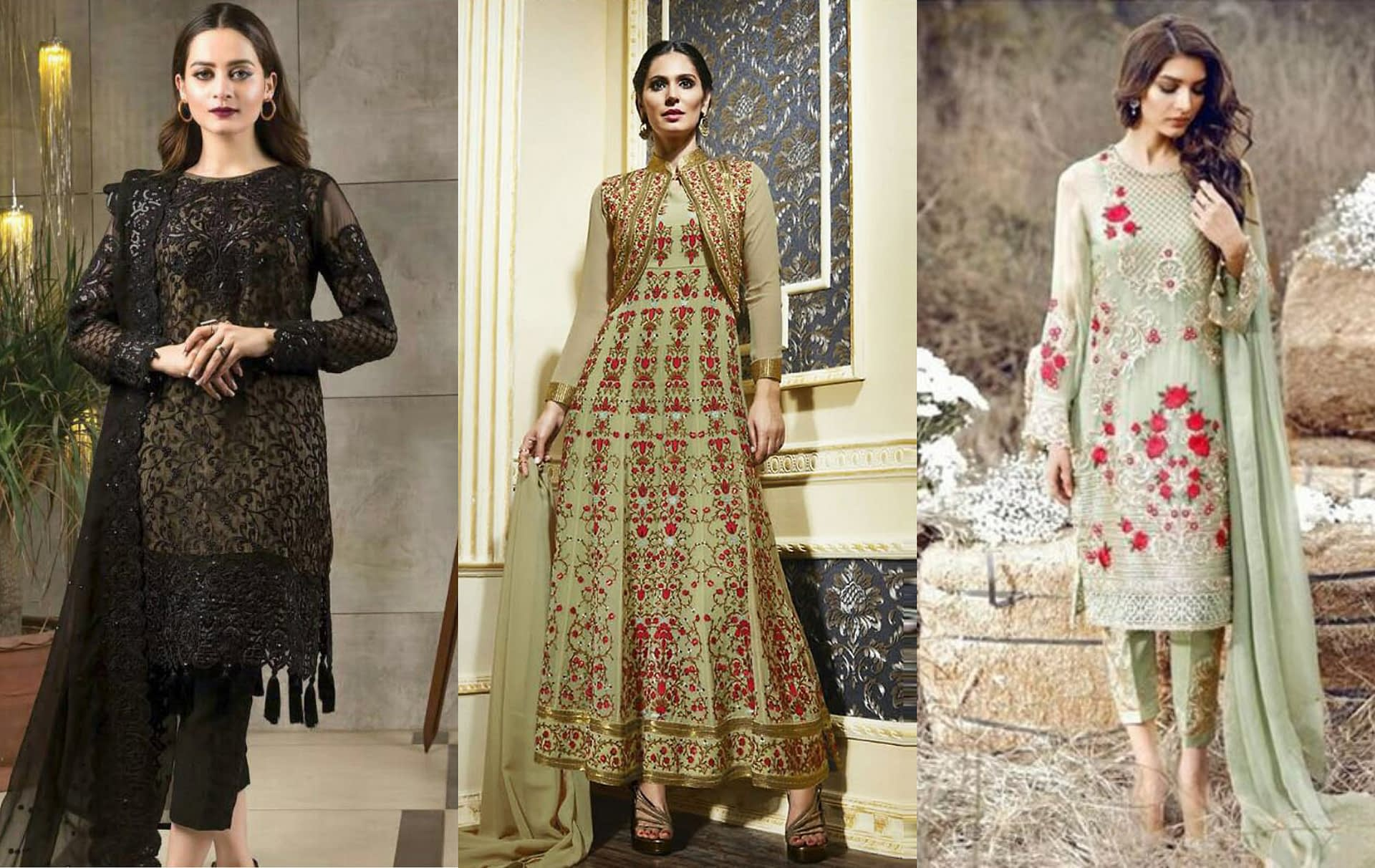 Find Out the Salwar Suit That Suits Your Taste